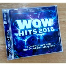 Wow Hits 2018 - CD