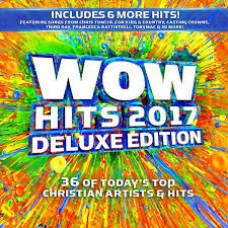Wow Hits 2017 - Deluxe Edition - CD