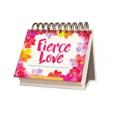 Fierce Love - Bringing Holy Courage into Everyday Life - Perpetual Calendar - Dayspring